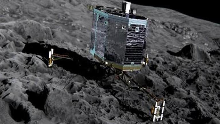 ยากที่สุดตั้งแต่เคยสำรวจอวกาศมา! ยานฯจะลงจอดบนดาวหางที่วิ่งเร็วกว่าลูกกระสุนปืน 40 เท่า