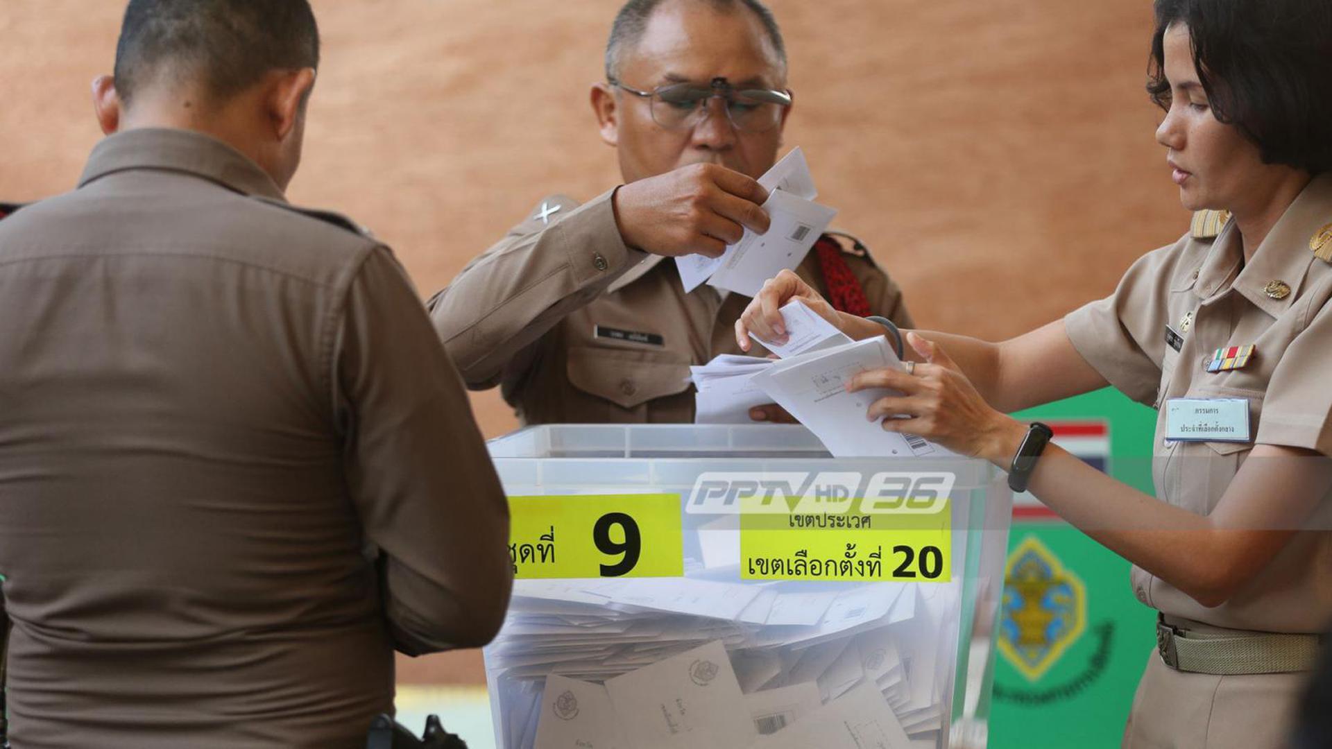 """ผู้มาใช้สิทธิไม่ตรงกับบัตร สั่ง """"ชุมพร""""เลือกตั้งใหม่ 1 หน่วย"""