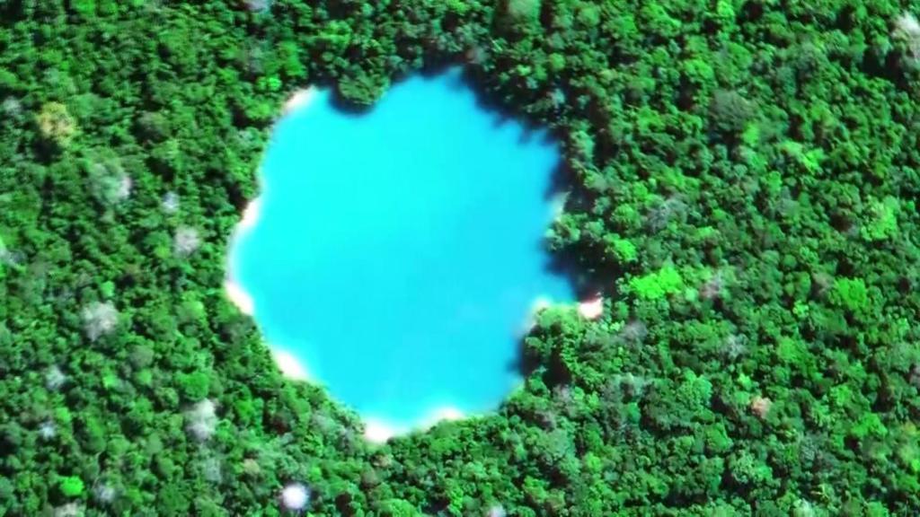 """ชั่วโมง Discovery ตอน ดินแดนลึกลับ """"ทะเลสาบแอมะซอน"""""""