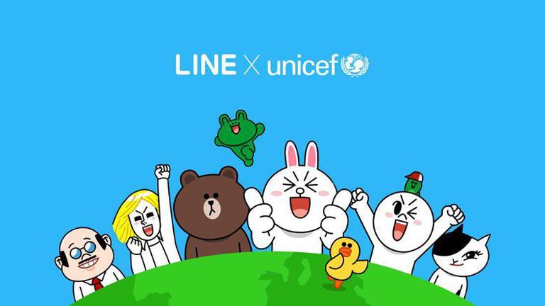 UNICEF เปิดตัว LINE Official รณรงค์สิทธิเด็ก
