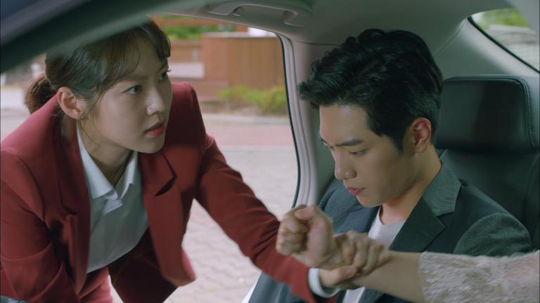 """""""กงซึงยอน"""" ลุกขึ้นปกป้อง """"ซอคังจุน"""" หลังถูกกลั่นแกล้งหนัก"""