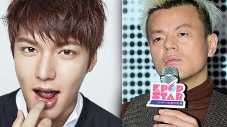 """ประธานJYP เอ่ยปากชมในความดีของ """"ลีมินโฮ"""" แฟนหนุ่มของ """"ซูจี"""""""