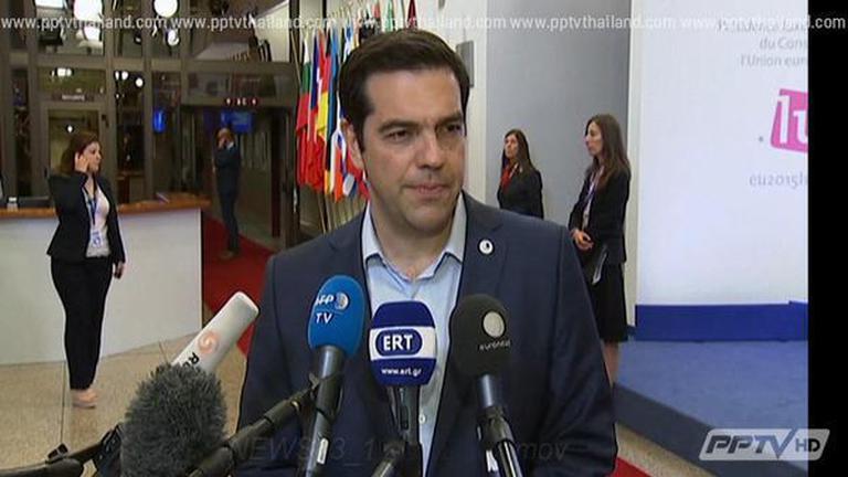 กรีซผ่านร่างปฎิรูปฯชุด2 ปูทางรับเงินช่วย 86,000 ยูโร