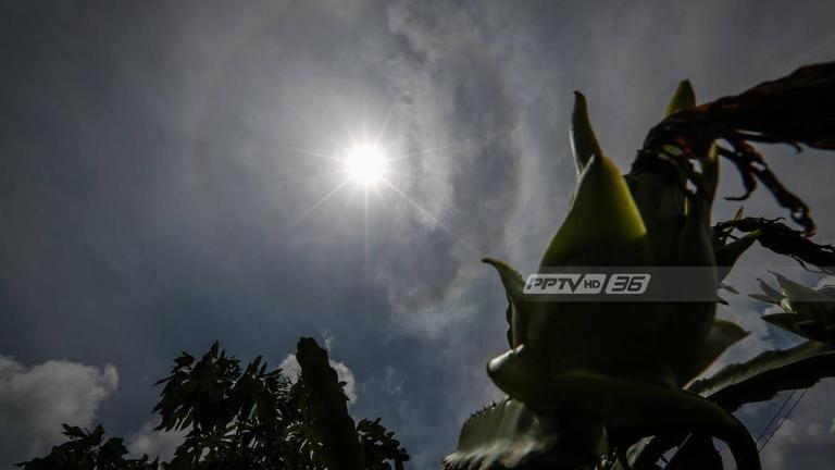 อุตุฯเตือนอากาศร้อนจัด เหนือสูงสุด 44 องศา กทม. 41 องศา
