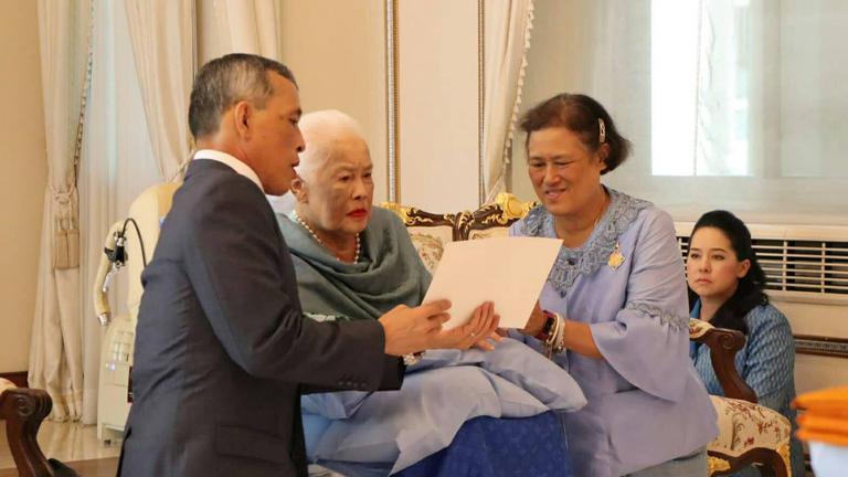 สมเด็จพระราชินีในรัชกาลที่ 9 ทรงบำเพ็ญพระราชกุศลเนื่องในโอกาสวันเฉลิมพระชนมพรรษา