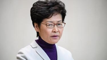 ผู้นำฮ่องกงชี้กม.สหรัฐฯ อาจทำลายความเชื่อมั่นทางธุรกิจ