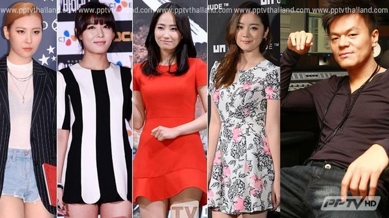 """ทุ่มทุนสร้าง บิ๊กบอสแห่ง """"JYP"""" แต่งเพลงให้ """"Wonder Girls"""" เองกับมือ"""