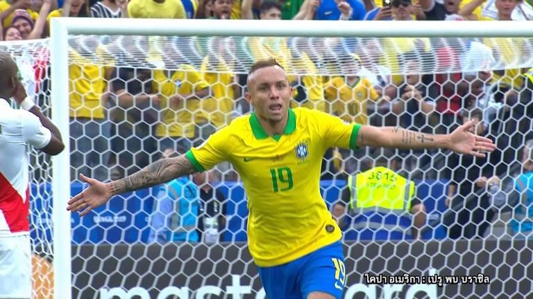ไฮไลท์ | โคปา อเมริกา 2019 | เปรู 0 - 5 บราซิล | 23 มิ.ย. 62