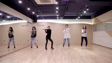 Miss A ปล่อยคลิปซ้อมเต้นเพลง Only You ฉลองยอดวิวทะลุ5 ล้าน
