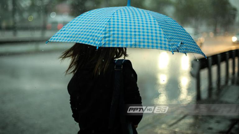 อุตุฯ เตือนไทยมีฝนฟ้าคะนองเพิ่มขึ้น 21-25 พ.ค.นี้