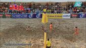 การแข่งขันวอลเลย์บอลชายหาด เอสโคล่า ชิงชนะเลิศแห่งเอเชีย ประเภทหญิงคู่ | ทีมชาติจีน พบ ทีมชาติญี่ปุ่น