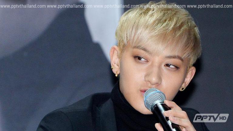 """""""เทา"""" อดีตวง EXO หลั่งน้ำตาขอโทษเคยโพสเสียดสี """"คริส"""""""