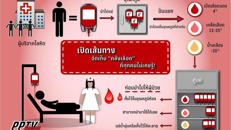 """วิกฤตขาดแคลน """"เลือด-เกล็ดเลือด""""! กาชาด ชี้ต้องการบริจาค 3 พันคนต่อวัน"""