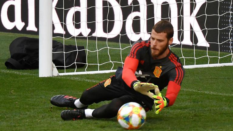 """""""เกป้า"""" เห็นใจ """"เด เคอา"""" หล่นมือ 2 ทีมชาติสเปน"""