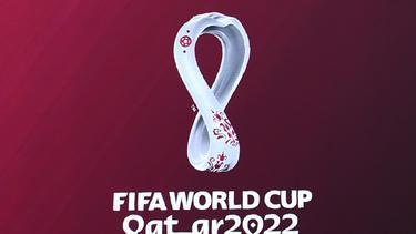 """""""ฟีฟ่า"""" เผยโฉมโลโก้ฟุตบอลโลก 2022"""
