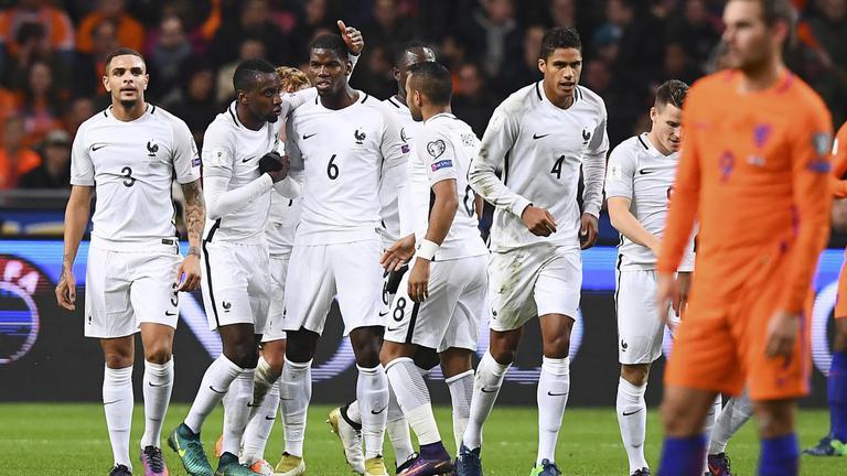 """""""ป็อกบา"""" ซัดชัย """"ตราไก่"""" เฉือน """"ฮอลแลนด์"""" 1-0, """"โปรตุเกส-เบลเยี่ยม"""" โหด ถล่มคู่แข่ง 6-0"""