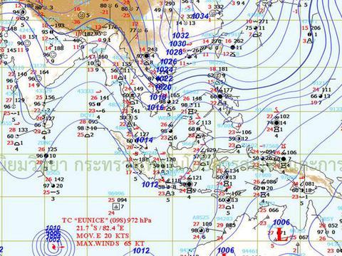 อุตุฯเผยไทยตอนบนอุณหภูมิลด1-2องศาฯ