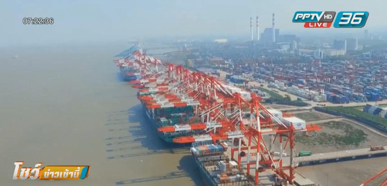 """จีน ตั้ง """"กำแพงภาษี""""ตอบโต้ สหรัฐฯ เพิ่มเติม"""