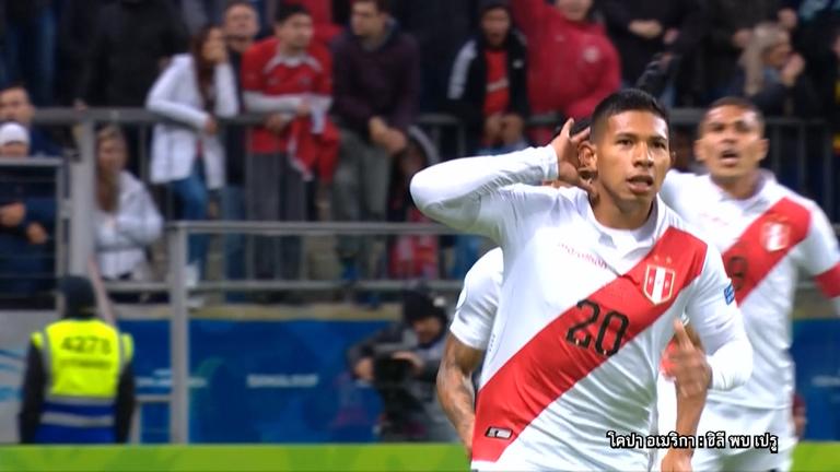 ไฮไลท์ | โคปา อเมริกา 2019 | ชิลี 0-3 เปรู | 4 ก.ค. 62