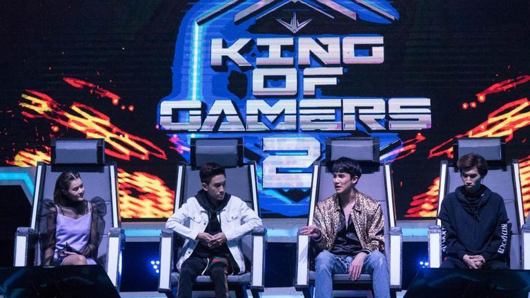 King of Gamers ซีซั่น 2 Full Match รวมทุกคู่แข่งขันใน EP.3