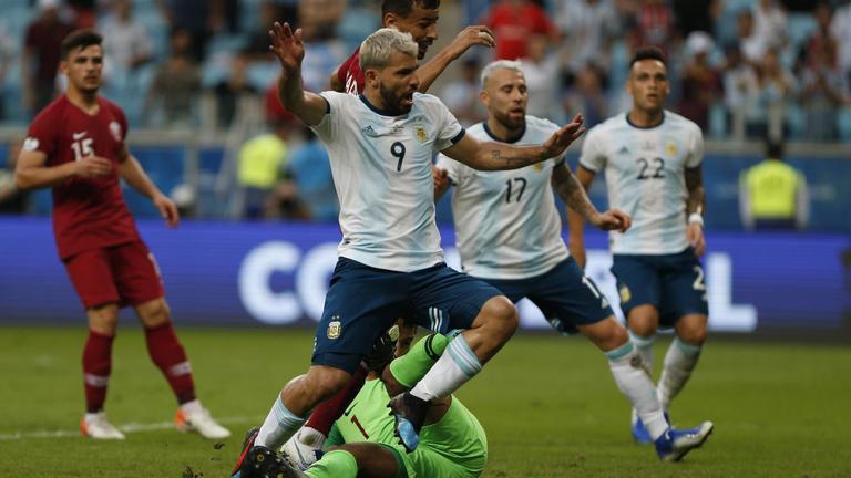 """กุนซัดปิดกล่อง! """"อาร์เจนติน่า"""" อัด """"กาตาร์"""" 2-0 ทะลุรอบ 8 ทีม โคปา อเมริกา 2019"""