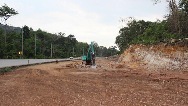 สั่งคุมเข้ม ตัดต้นไม้-ระเบิดหิน โครงการทางเชื่อมป่ามรดกโลก