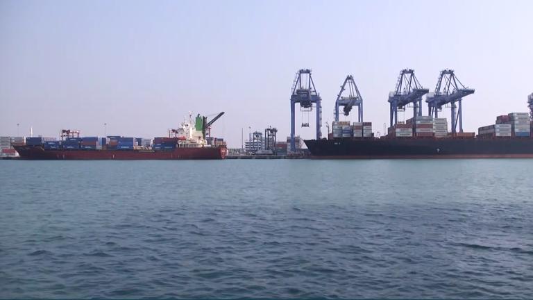 ท่าเรือแหลมฉบัง ประกาศห้ามเรือที่มีผู้โดยสารติดเชื้อโคโรนา เข้าเทียบท่า