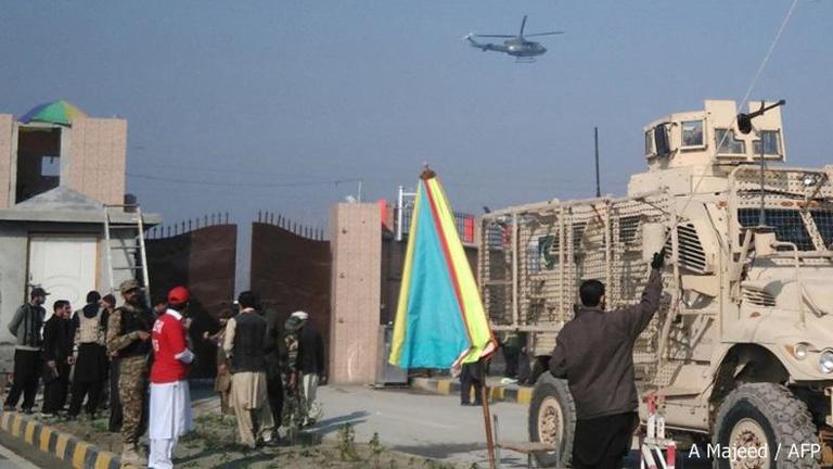 ตาลีบันอ้างโจมตีมหาวิทยาลัยในปากีสถาน ล่าสุดเสียชีวิต 21 ราย