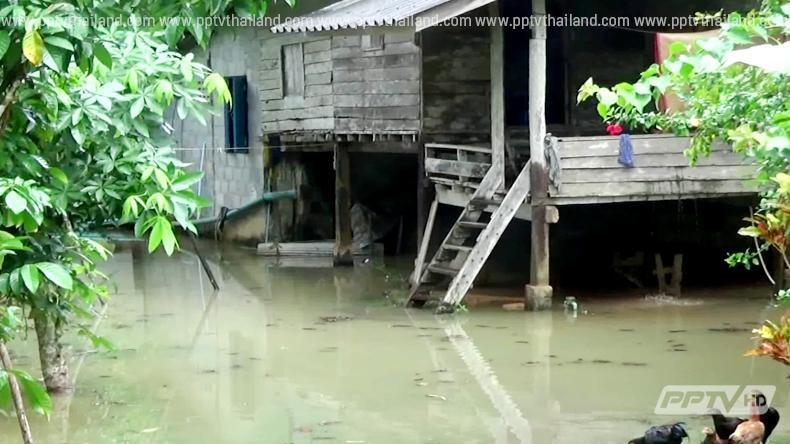 กรมอุตุ: กรมอุตุฯเตือนฝนตกหนักภาคใต้อาจน้ำท่วม : PPTVHD36