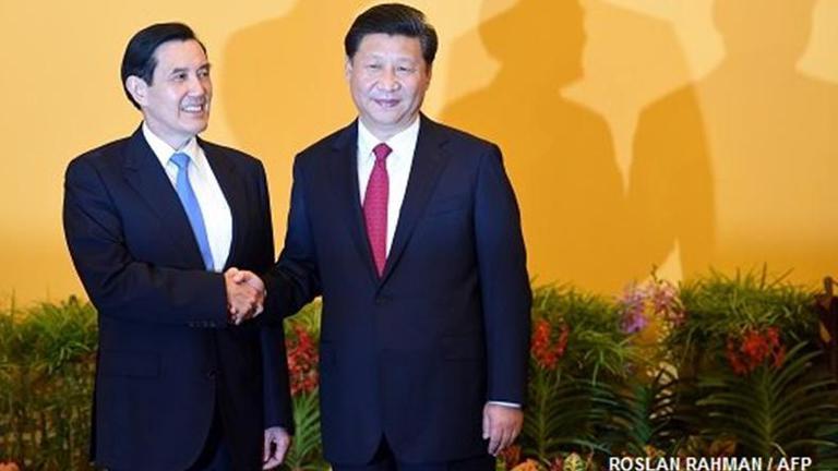 ผู้นำจีน-ไต้หวัน หารือกันครั้งประวัติศาสตร์ในรอบ 66 ปี