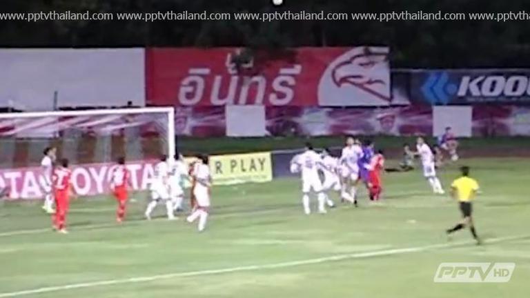 บุรีรัมย์ บุกเฉือน สระบุรี 2-1 ในรายการโตโยต้าไทยพรีเมียร์ลีก