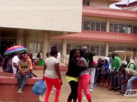 จนท. สาธารณสุขไลบีเรียประท้วงหลังพบผู้ป่วยอีโบลาเพิ่ม