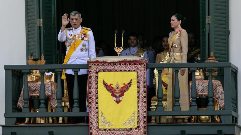 ร. 10 ทรงขอบใจทุกฝ่าย ร่วมจัดงานพระราชพิธีบรมราชาภิเษก ทำให้ทั่วโลกเห็นความสามัคคีชาวไทย