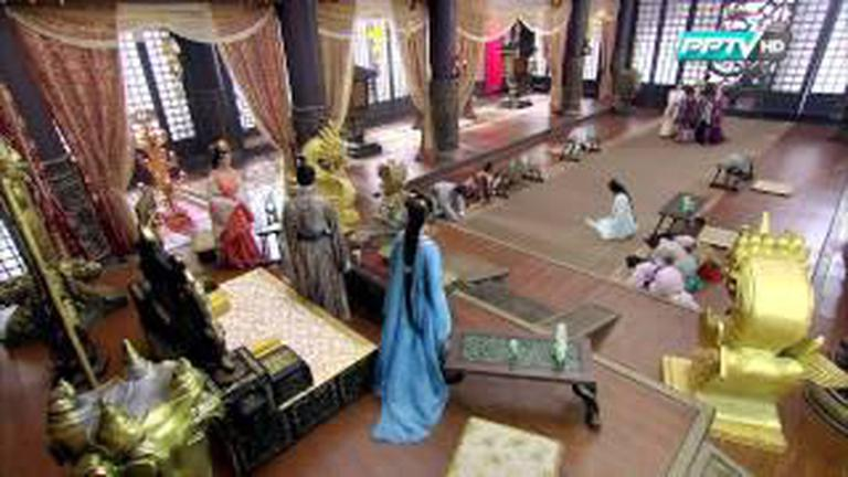 ตัวอย่างซีรีย์ The Virtuous Queen of Han จอมนางบัลลังก์ฮั่น (22/07/58 19.15น)