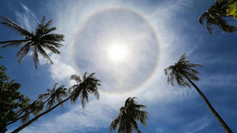 อุตุฯ เผย ทุกภาคอากาศร้อนระอุสูงสุด 43 องศา กทม. 40 องศา