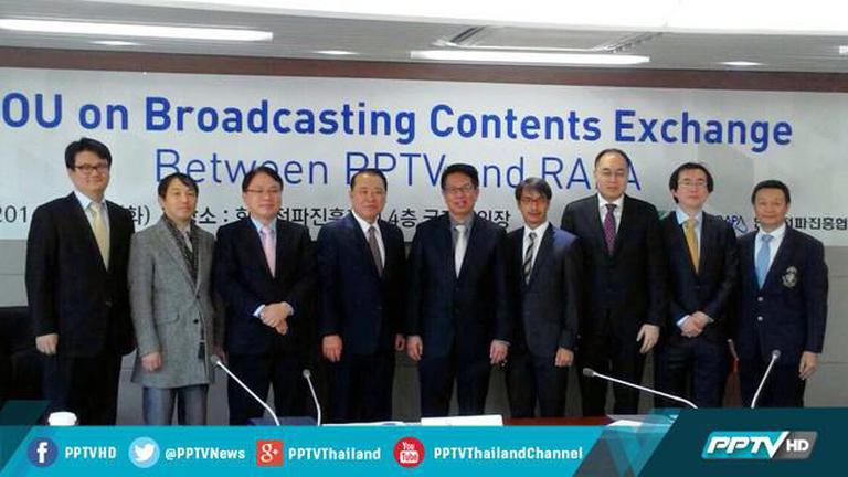 PPTV ผนึกกำลัง RAPA เกาหลี สร้างคอนเทนต์ที่แตกต่าง