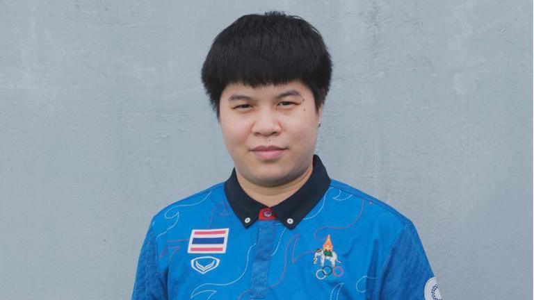 """""""ณภัสวรรณ""""แม่นปืนหญิงรับถือธงไทยเปิดโอลิมปิก 2020 ตื่นเต้นกว่าลงแข่ง"""