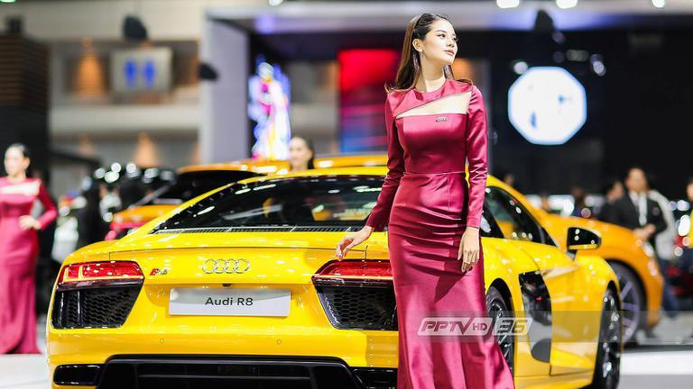 เปิดยอดขาย Motor Expo2018 รถยนต์เหยียบ 45,000 คัน  มอเตอร์ไซค์เกือบหมื่นคัน