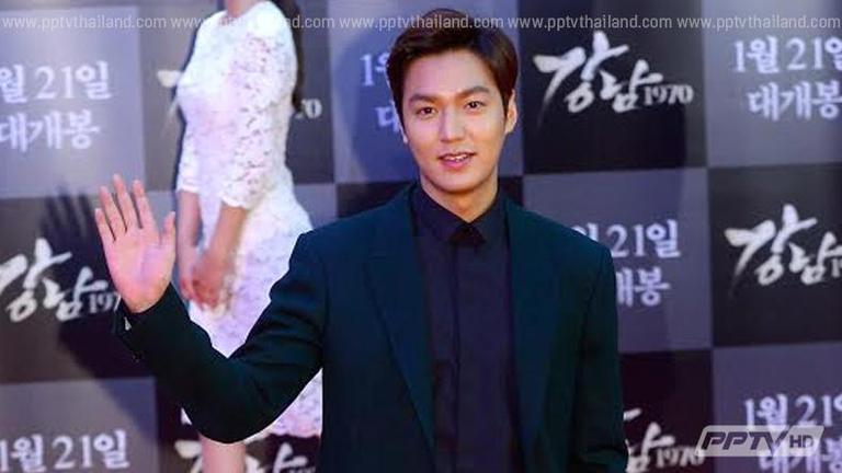 """""""ลีมินโฮ"""" สัญญาจะเก็บขยะกับแฟนคลับ หาก Gangnam คนดูทะลุ5ล้าน"""