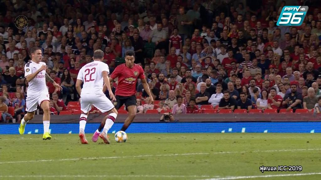 ไฮไลท์ | ICC 2019 | แมนฯ ยูไนเต็ด 7 - 6(2-2) เอซี มิลาน | 4 ส.ค. 62