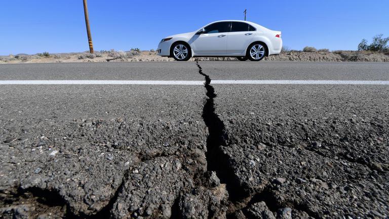 แคลิฟอร์เนียระทึก เกิดแผ่นดินไหวใหญ่อีกรอบ