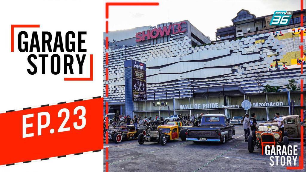 Bangkok Hotrod 2019