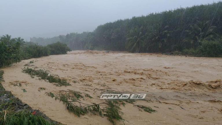 """เตือน! """"พายุปาบึก"""" เข้าไทยวันนี้ ระวังอันตรายฝนตกหนักมาก"""