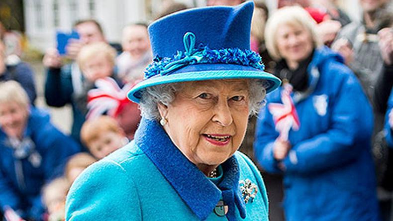 อังกฤษเฉลิมฉลองพระชนมพรรษา 89 พรรษา ควีนอลิซาเบธที่2