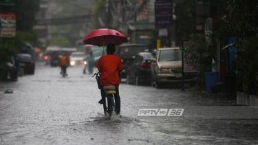 """อุตุฯ เตือน """"อีสาน-ตะวันออก"""" ระวังน้ำป่าไหลหลาก กทม. มีฝนร้อยละ 70"""