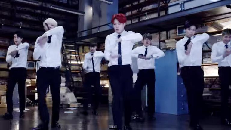 หนุ่มๆ BTS โชว์ทั้งเต้นทั้งแสดงใน เอ็มวี 'Dope' (คลิป)