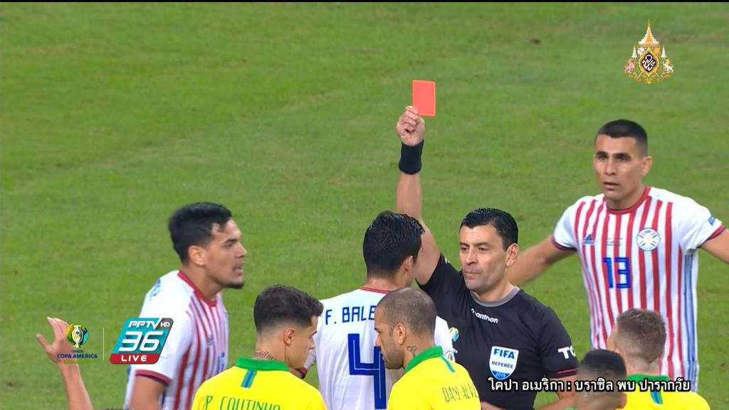 ไฮไลท์   โคปา อเมริกา 2019   บราซิล 4 - 3 (0-0) ปารากวัย    28 มิ.ย. 62