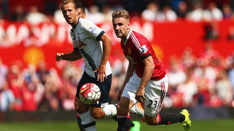 Barclay Premier League: แมนฯยูฯเฉือนสเปอร์ส 1-0 ซิว 3 แต้มแรก