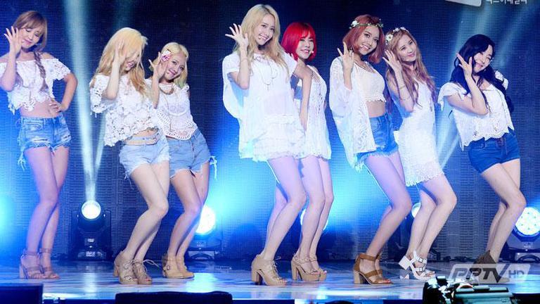 สาวๆ Girl's Generation โต้ไดเอทหนักจนผอม เผยค่าอาหารสูงปี๊ดแซงวง Super Junior