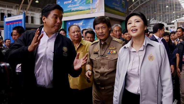 """เปิดเบื้องลึก """"ปู"""" คุยเอง ดึง """"ชัชชาติ"""" ลงเบอร์ 1 เพื่อไทย"""